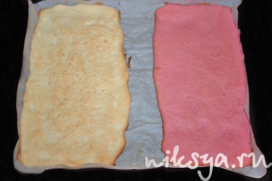 Как сделать так чтобы торт не осел