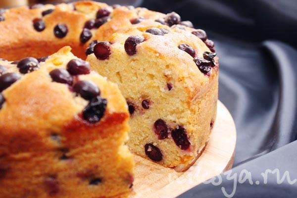 Кекс с виноградом рецепт от джейми оливера — pic 1