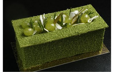 Buche pain de sucre Gyokuro