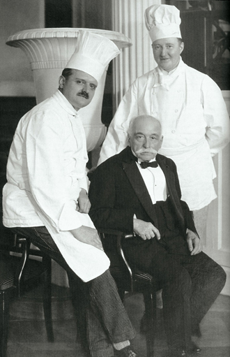 a biography of george auguste escoffier Escoffier, georges-auguste memories of escoffier society escoffier biography from the world culinary culinary history- auguste escoffier at the chef's toque.