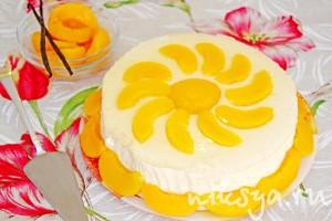 Torta Miele e mascarpone di L. Montersino