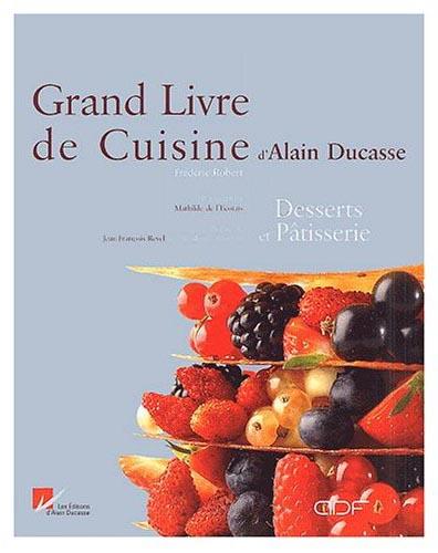 Alain ducasse for Alain ducasse grand livre de cuisine