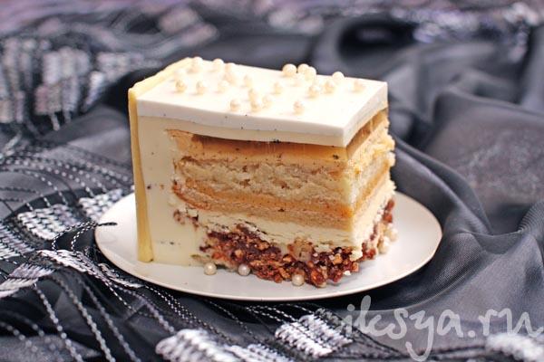 Торт ангельский рецепт