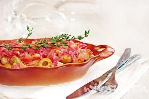 Рыба под маринадом по мотивам эскабече – кулинарный рецепт