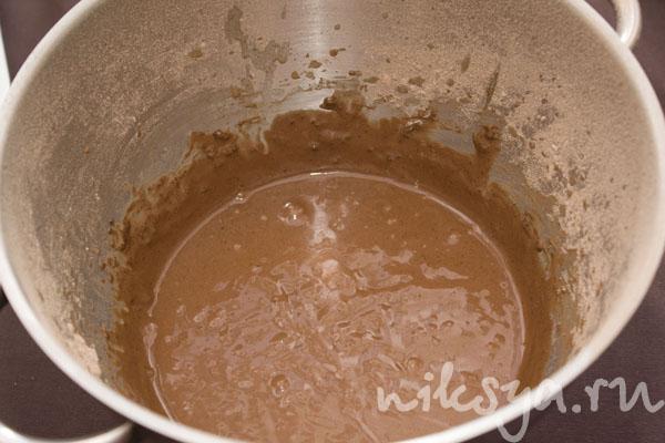 Как сделать тесто для кекса на молоке