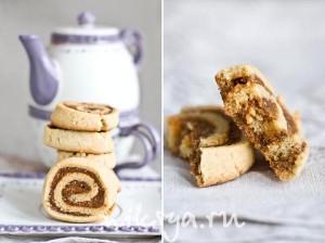 чем заменить печенье к чаю при похудении