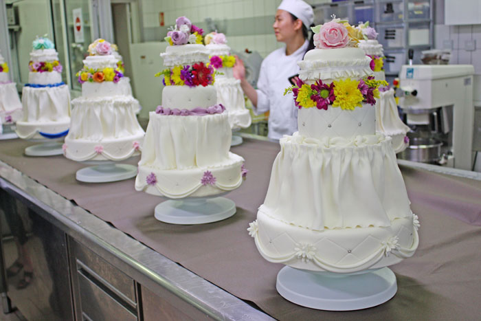 Как сделать муляж торта из мастики