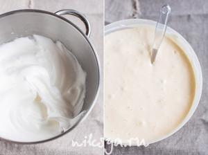 Тесто для чиз-кейка