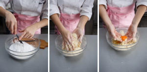 Делаем песочное тесто