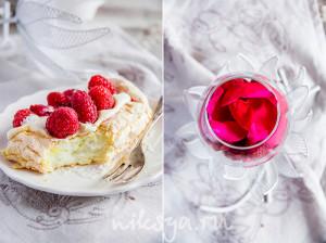 """Кусочек торта """"Павлова"""""""