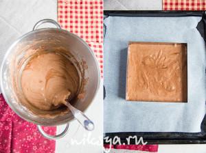 Шоколадный слой