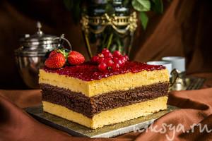 Индонезийский торт
