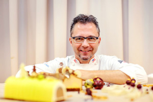 French Master in Pastry and Pastry World Champion Michel Willaume