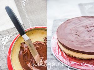 """Будущий торт """"Опера"""""""