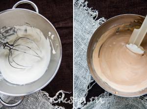 Легкий мусс с молочным шоколадом