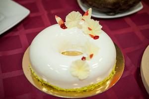 Торт «День Святого Валентина».