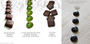 Chocolate bonbon (Шоколадные конфеты)