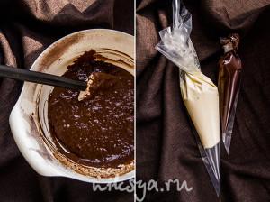 Подготовка к сборке пирога