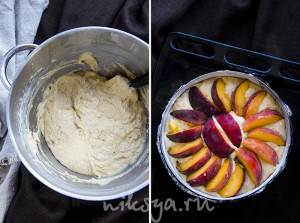 Тесто и пирог