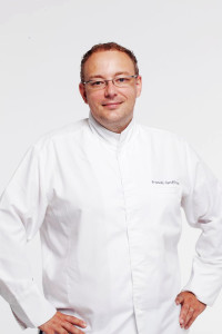 Pastry Chef Franck GEUFFROY