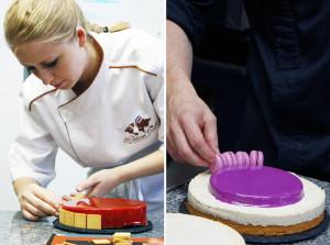 Торт и тарт