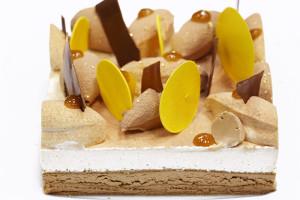 Версия Мишеля десерта «Сaf? li?geois»