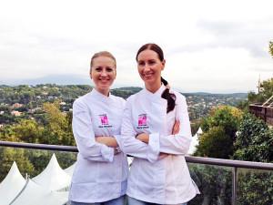 Nina Tarasova and Maria Volik