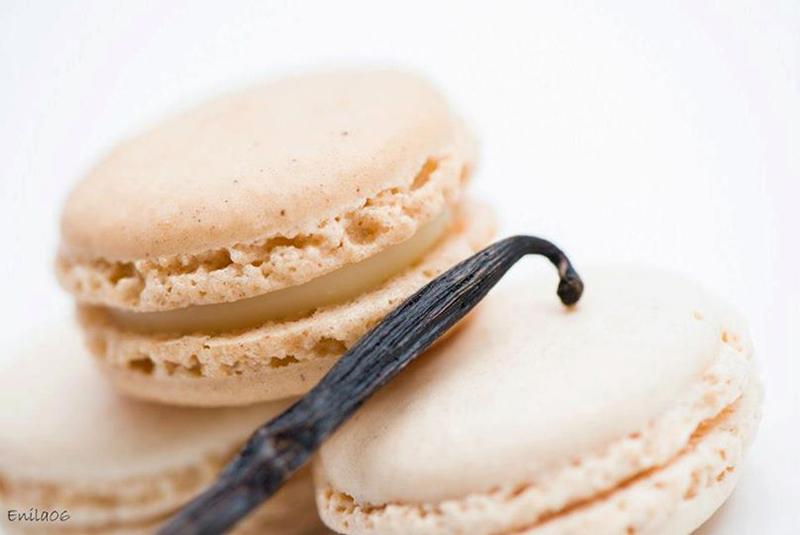 Макаронс ванильный рецепт с пошагово