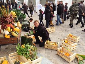 Фредерик и его овощи
