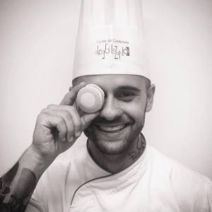 Chef Patissier Diego Lozano