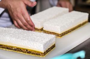 Будущий торт