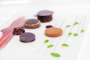GEOMETRIE DE CHOCOLAT