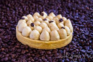 Tarte infiniment caf?