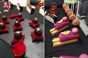 Десерты с презентации