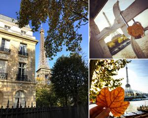 Славная осень в Париже