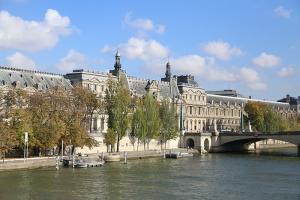 Осень в Париже