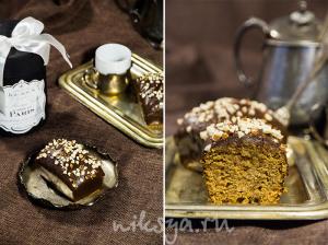 Прекрасные кексы к чаю