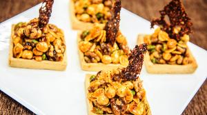 Nuts tartlets