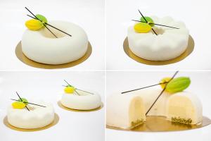 """Торт """"Лимон-лайм"""""""