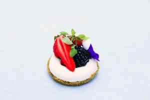 «Cheese cake-fruits rouges»