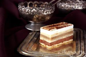 Hidemi Sugino's B-Caraibe cake