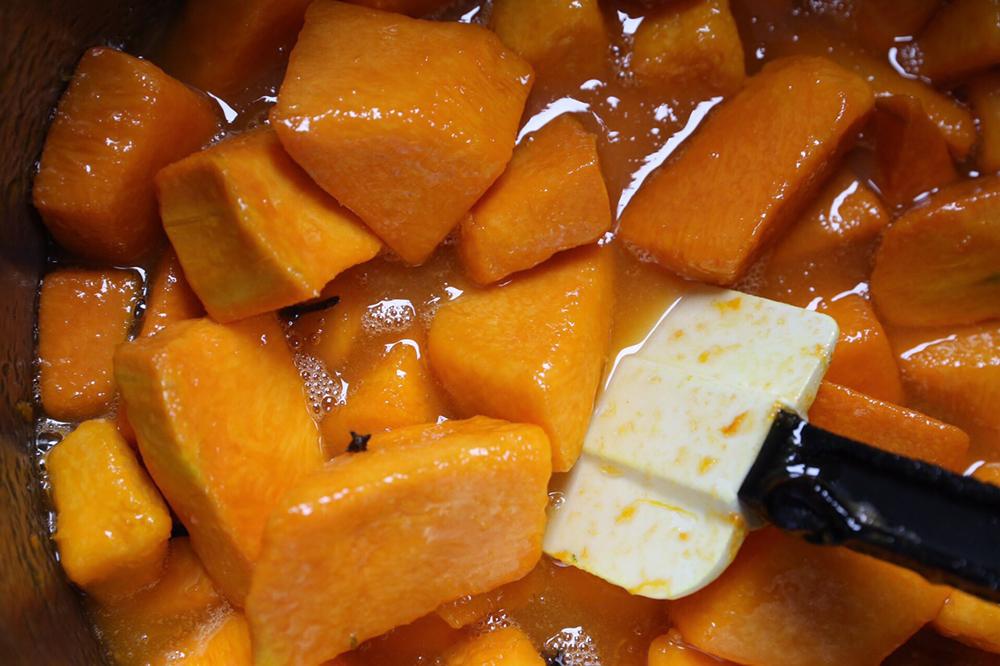 Десерт из тыквы для похудения