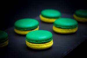 Macarons в Бразильском стиле.