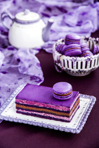 Blueberry-lavender Opera