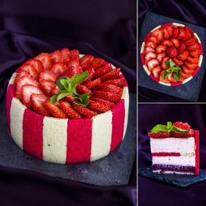 Cake Joconde