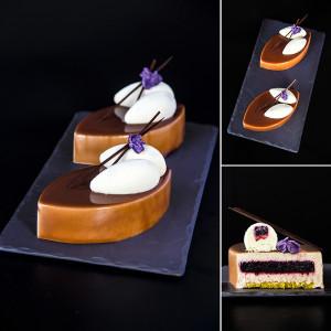 """Пирожное """"Виолет"""""""