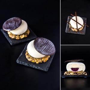 Individual cake Sherlock