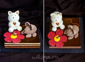 Торт для ребенка на день рождение