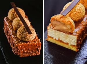 Пирожное «Три орешка»