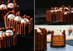 Пирожное «Пассионата»